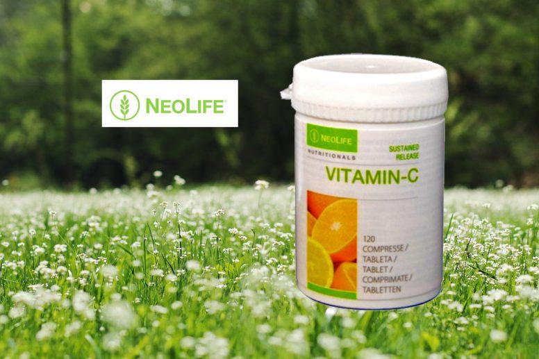 Vitamina C Neolife Vitamin-C