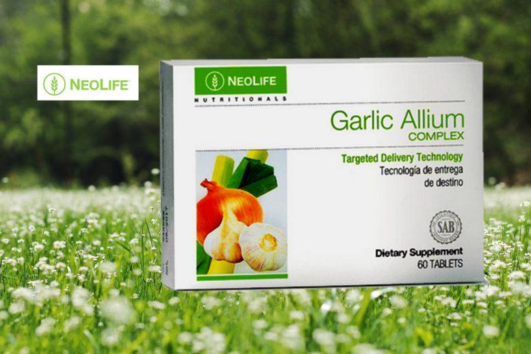 neolife garlic allium complex